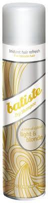<b>Сухой шампунь для светлых</b> волос Dry Shampoo Hint of Color ...