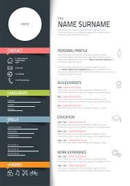 Creative Graphic Resume Designs Recentresumes Com