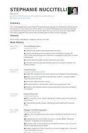 Sample Of Internship Resume Lezincdc Com