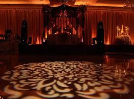 lighting pattern. pattern projection amberchampagne lighting drapery