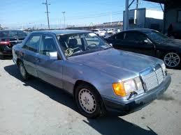 Check out top brands on ebay. 1991 Mercedes Benz 300e Photos Ca Los Angeles Salvage Car Auction On Mon May 15 2017 Copart Usa