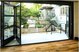 frightening exterior glass doors awe inspiring accordion glass doors accordion glass doors ideas interior exterior doors exterior glass doors accordion