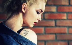 Cute Tattoo Girl Wallpaper Hd ...