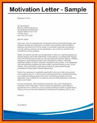 motivation letter format motivation letter all about letter examples
