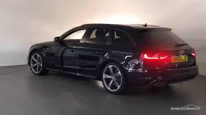 BN63LJZ AUDI A4 AVANT TDI QUATTRO S LINE BLACK EDITION S/S BLACK ...