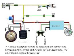 xs400 wiring diagram wiring diagram and schematic yamaha xs400 wiring diagrams forum
