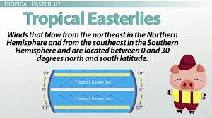 Global Wind Patterns Beauteous The Global Wind Patterns Of The Three Wind Belts Video Lesson
