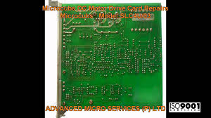 microcubs dc motor drive card repairs advanced micro services pvt ltd bangalore india