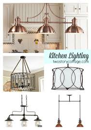 kitchen lighting gallery