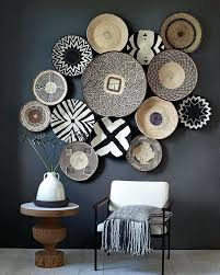 basket wall by stylist on woven wall baskets target basket wall by stylist on residential