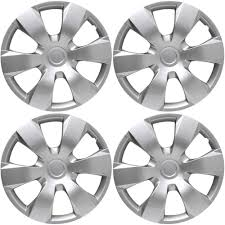 Amazon.com: Hubcaps for Toyota Camry (Pack of 4) Wheel Covers - 16 ...