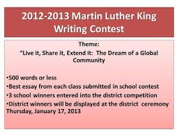 "vfw patriots pen essay contest what i would tell americas founding  2012 2013 martin luther king writing contest theme ""live it share it"