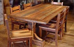 rustic dining table and chairs. Image Of: Dining Room Table Sets Rustic And Chairs