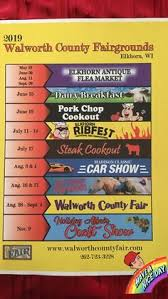 Walworth County Fair Concert Seating Chart 17 Best Walworth County Fairly Famous Places Images In 2017