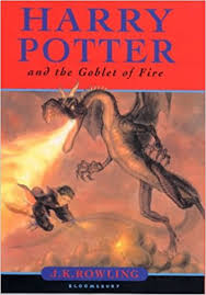 harry potter and the goblet of fire book 4 amazon co uk j k rowling 9780747546245 books