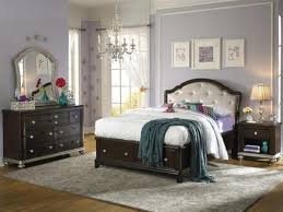 Glam Bedroom Set Lovely Samuel Lawrence Girls Glam 7 Piece Twin Bedroom Set  In Dark Cherry