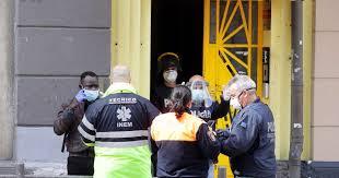 Covid-19. Migrantes provenientes de hostel de Lisboa já estão na Base Aérea da Ota