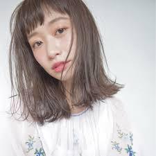 透明感の秘訣は髪色にありましたおすすめしたい透け感カラー紹介
