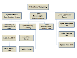 Cyber Security Org Chart