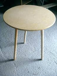 round particle board table decorator table glass top round particle board with how to cover particle round particle board table