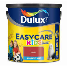 washable paint for wallsDulux Easycare Kids Washable Matt 25L