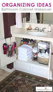 Bathroom Organization Ideas Before And After Photos Living Locurto
