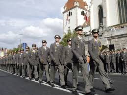 Austrian Armed Forces The Forces Officer Training