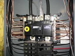 replace zinsco 125 amp service panel doityourself com community the strands from the stranded conductors all need to be in the same buss hole do not separate into several holes