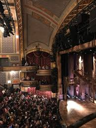 Richard Rodgers Theater Seating Chart View Richard Rodgers Theatre Section Box E Row 1 Seat 1 3