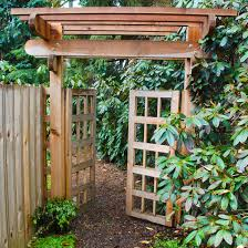 Small Picture garden gate ideas Gallery of Wooden Garden Gates Designs Ideas