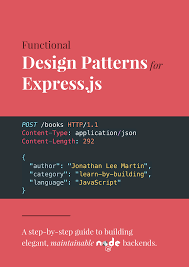 Learning Javascript Design Patterns Epub Functional Design Patterns For Express Js