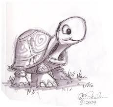 Sketches Animal Cartoon Animal Sketch Cute Turtle Drawings In 2019 Drawings