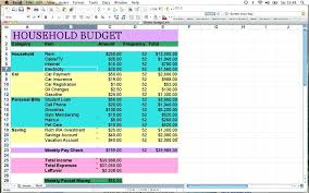Sample Family Budget Best Sample Home Budget Template Spreadsheet Examples Home Budget