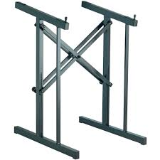 k m 42040 foldable mixer stand black