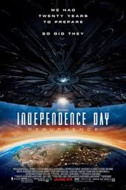 Independence Day Chart Work Independence Day Resurgence Wikipedia