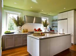 Wall Paint For Kitchen Kitchen Beautiful Green Kitchen Paint Colors Ideas With Green