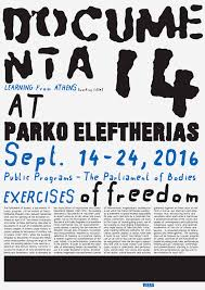 34 Freiheits bungen Erweitertes Programm 14. 24. September 2016.