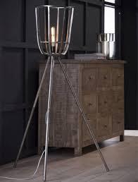Bolcom Dimehouse Industriële Vloerlamp Axelle