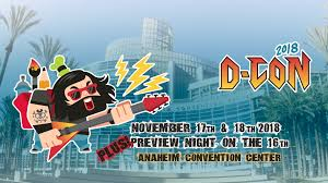 Design Con 2018 Anaheim The Toy Chronicle Designercon 2018 Tickets