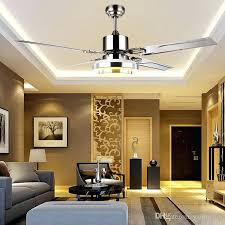 ceiling fan with lights with remote control ceiling fan light minimalist modern living room dining room ceiling fan