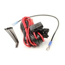 denali plug n play wiring harness for dual tone airhorns revzilla battery cable splice kit autozone at Got A Repair Terminal Harness With Extra Wires