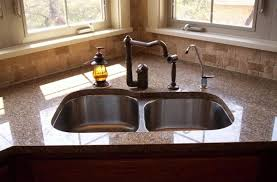 Warm brown granite countertops & swiss coffee cabinets? Coffee Brown Granite Countertops A Variety Of Hues To Choose From