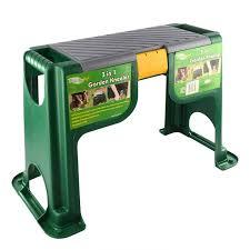 portable 3 in 1 garden kneeler loading zoom