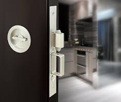pocket door privacy lock. INO-FH22PD8440 Pocket Door Privacy Lock