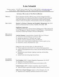 Cook Resume Sample Sample Resume Of Cook Awesome Cook Resume Resume Templates 6