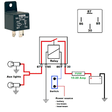 12v 30a relay 4 pin wiring diagram tamahuproject org beautiful 8 5 Pole Relay Wiring Diagram rib relay wiring diagram with inspiration 8 pin throughout bosch 4
