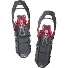 Mens Revo Ascent Snow Shoes Gray 22