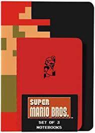 Super Mario Brothers Journal Amazon It Nintendo Libri In Altre Lingue