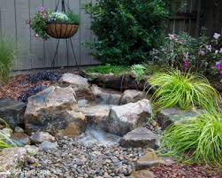Small Picture Backyard Waterfall Build a Small Waterfall in your Backyard