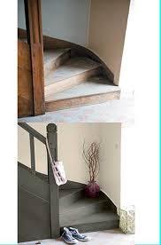 peinture escalier gris anthracite pour relooking v33